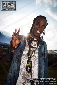 Interview: Batch Gueye Band @ Womad 2014