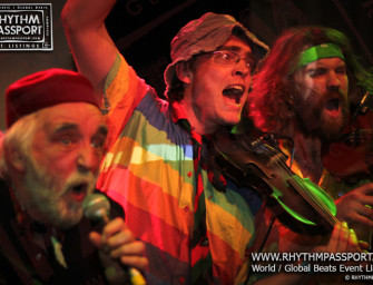 31-03-2012 The Destroyers @ Rich Mix