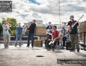 26-10-2014 – Nomad Collective – Behind the scenes video shoot