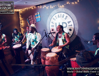 22-10-2014 – Sabbey Drummers International @ Upstairs At The Ritzy