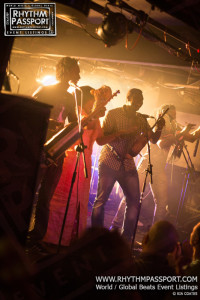 Review: Bassekou Kouyate & Ngoni Ba @ Elektrowerks (London, 31st  May 2015)