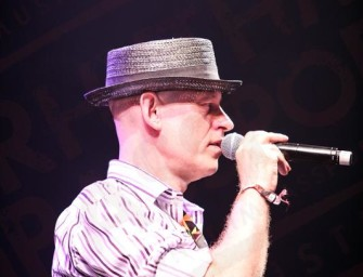 Interview: Neil Sparks @ Womad (July 2014)