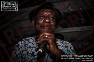 Interview: Ebo Taylor @ Colston Hall (October 2014)