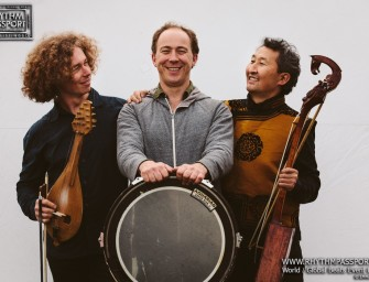 Interview: Violons Barbares @ Womad (July 2015)
