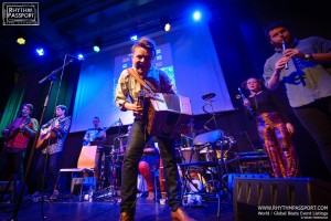 Review: Världens Band @ Rich Mix (London, 13th October 2015)
