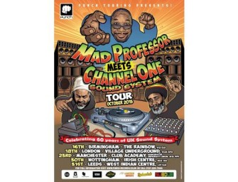 Preview: Mad Professor & Channel One Celebrate 60 Years of Sound System Culture @ Village Underground (London, 18th October 2015)