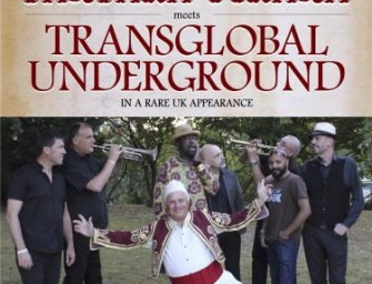 Preview: Fanfara Tirana meets Transglobal Underground @ Bedroom Bar (London, 18 October 2015)