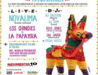 Preview: Movimientos 10 @ Rich Mix (London, 7th – 8th November 2015)