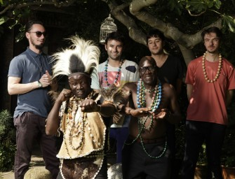 Interview: Owiny Sigoma Band (November 2015)