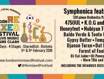 Preview: London Remixed Festival 2016 @ Rich Mix (London, 5th – 6th February 2016)