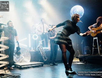 Review: Caravan Palace @ O2 Forum Kentish Town (London, 15th December 2015)