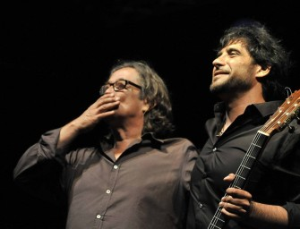 Review: Paco de Lucía – Beyond the Memory with Chano Domínguez & Niño Josele @ Barbican (London, 9th December 2015)