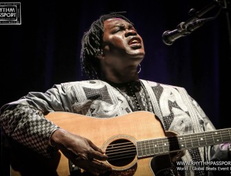 Interview: Baaba Maal on his 'Traveller' tour (January 2016)