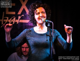 Review: Iness Mezel @ Vortex Jazz Club (London, 10th January 2016)