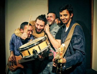 Preview: Cairokee @ Student Central (London, 3rd March 2016)