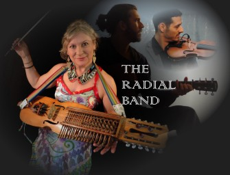 Preview: The Radial Band @ St. Ethelburga's Centre for Reconciliation and Peace (London, 27th February 2016)