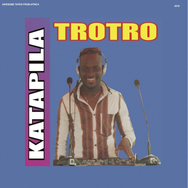 Album Review: DJ Katapila – Trotro [Awesome Tapes from Africa, 19th February 2016]