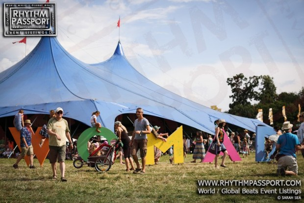 Preview: WOMAD Charlton Park 2016 (Malmesbury, 28th – 31st July)