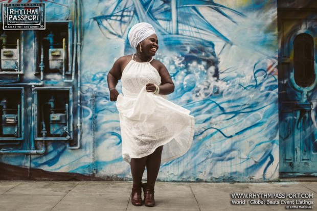 Interview: Daymé Arocena (April 2016)