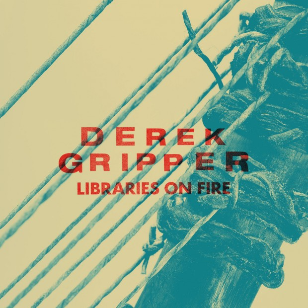 Album Review: Derek Gripper – Libraries on Fire [New Cape Records, 27th May 2016]