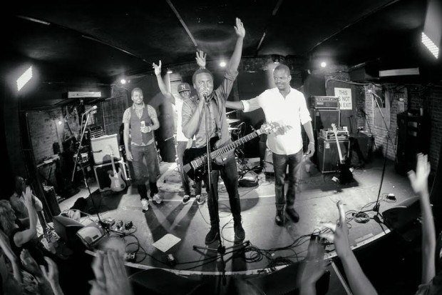 Review: Songhoy Blues presents 'Music in Exile' @ Roundhouse (London, 21st May 2016)