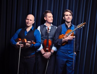 Review: The Nordic Fiddlers Bloc @ Kingskerswell Parish Church (Kingskerswell, South Devon, 24th April 2016)