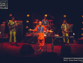 Gallery: Femi Kuti @ Southbank Centre (London, 11th June 2016)