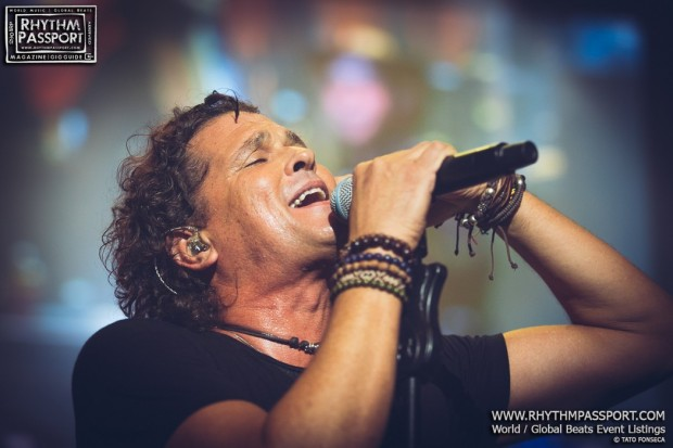 Review: Carlos Vives @ Royal Albert Hall (London, 25th June 2016)