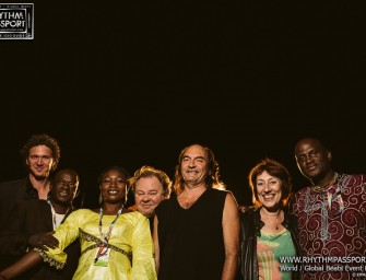Interview: N'Diale @ WOMAD Charlton Park (July 2016)