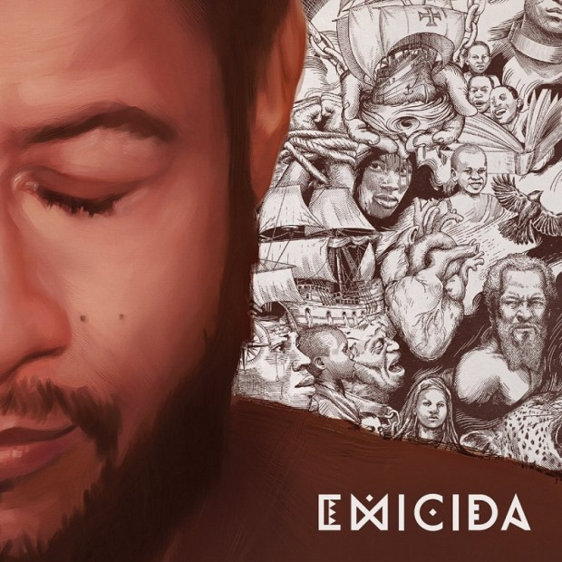 Album Review: Emicida – About Kids, Hips, Nightmares, and Homework [Sterns Music, 24th June 2016]