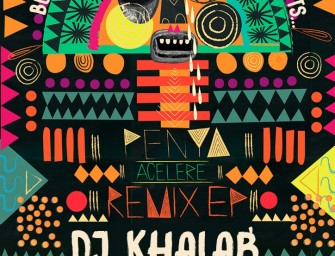 Preview: Bustin' Loose On The Corner with DJ Khalab + Penya @ Stour Space (London, 9th September 2016)