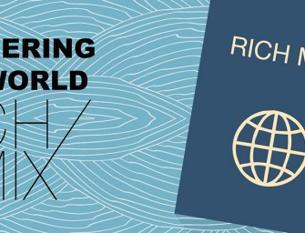 Preview: Wandering the World with Rich Mix (London, 1st September – 9th November 2016)