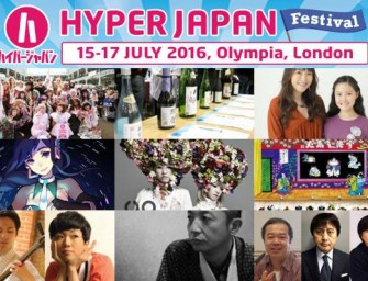 Review: Hyper Japan Festival @ Olympia ( London, 15th-17th July 2016)