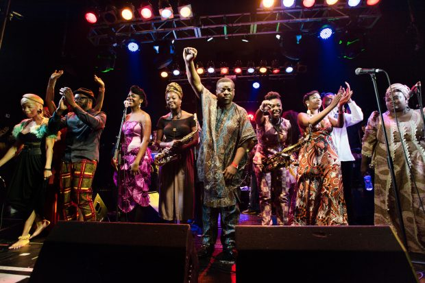 Review: Felabration 2016 @ Electric Ballroom (London, 14th October 2016)