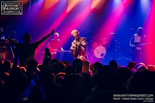 Review: Natty, Congo Natty, Mad Professor, Subajah & Trojan Soundsystem @ Electric Brixton (London, 4th November 2016)