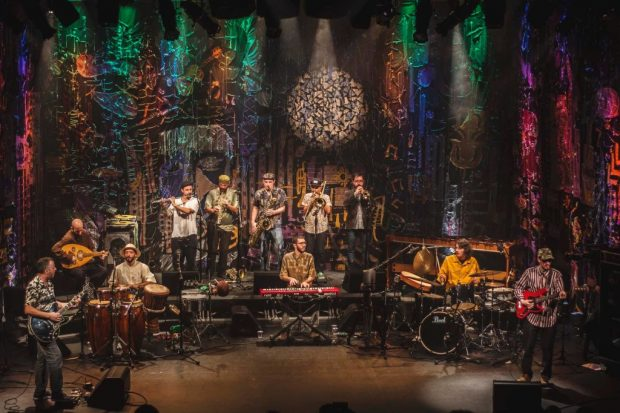 Interview: Nomade Orquestra (October 2016)