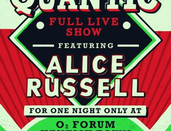Preview: Quantic & Alice Russell @ O2 Kentish Town (London, 16th March 2017)