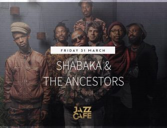 Preview: Shabaka and the Ancestors – Jazz Cafe (31st March 2017)