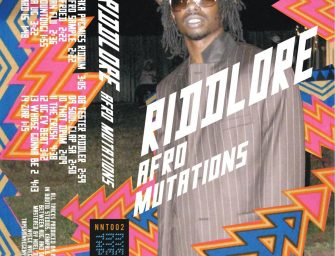 Album Review: Riddlore – Afromutations [Nyege Nyege Tapes, 8th January 2017]