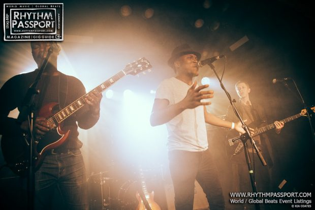 Review: Songhoy Blues & Témé Tan @ Omeara (London, 23rd March 2017)