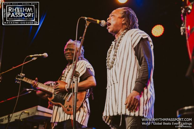 Review: Sierra Leone Refugee All-Stars @ 229 The Venue (London,  5th April 2017)