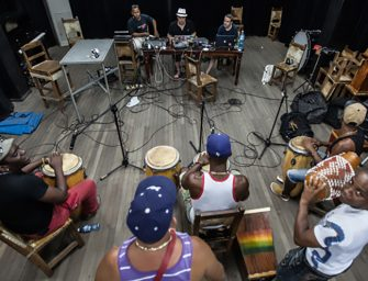 Preview: Manana//Cuba: A Night of Afro-Cuban Collaborations featuring DJ Tennis, Plaid, Ariwo, Soundspecies and Obbatuké @ Barbican (London, 26th May 2017)