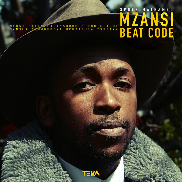 Album Review: Spoek Mathambo – Mzansi Beat Code [Teka Records, 14th April 2017]