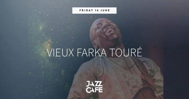 Preview: Vieux Farka Touré @ The Jazz Cafe (London, 16th June 2017)