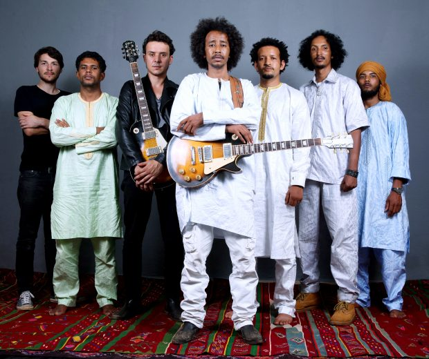 Interview: Tamikrest (May 2017)