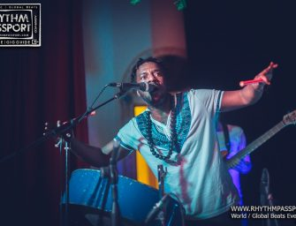 Gallery: K.O.G & The Zongo Brigade + Dizraeli and Downlow @ Epic (London, 12th May 2017)