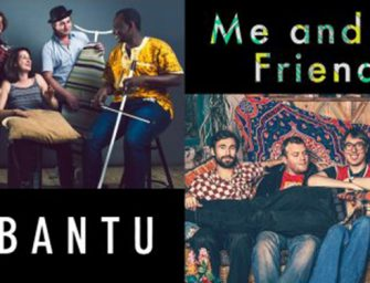 Preview: Me & My Friends & Kabantu (St. Mary's Church, 25th May 2017)
