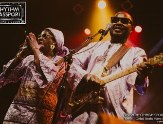 Gallery: Amadou & Mariam + Afrikan Boy @  Koko (London, 24th May 2017)