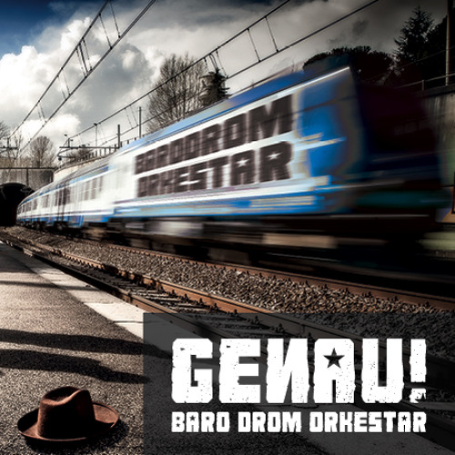 Album Review: Baro Drom Orkestar – Genau!  [Musicastrada Production, 24th March 2017]