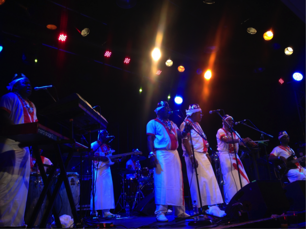 Event Review: Orchestre Poly Rythmo de Cotonou @ 229 The Venue (London, 31st May 2017)